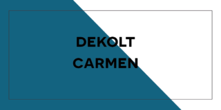 Trend alert #1 Dekolt carmen