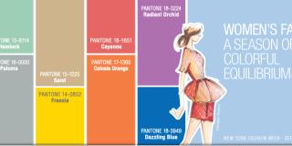 Trendy wiosna 2014 – Kolor
