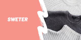 Sweter dobrej jakości