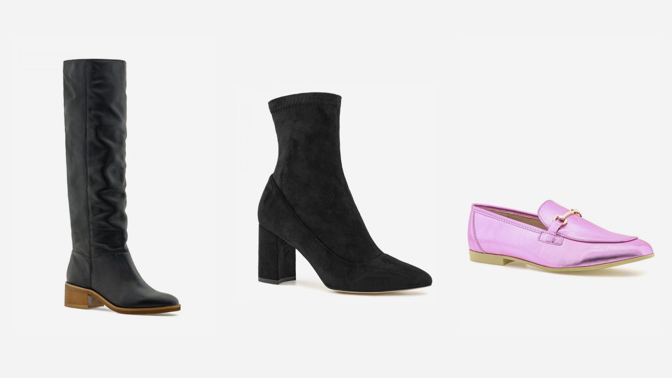 W sklepie ejka! znajdziesz modne buty damskie na każdą okazję