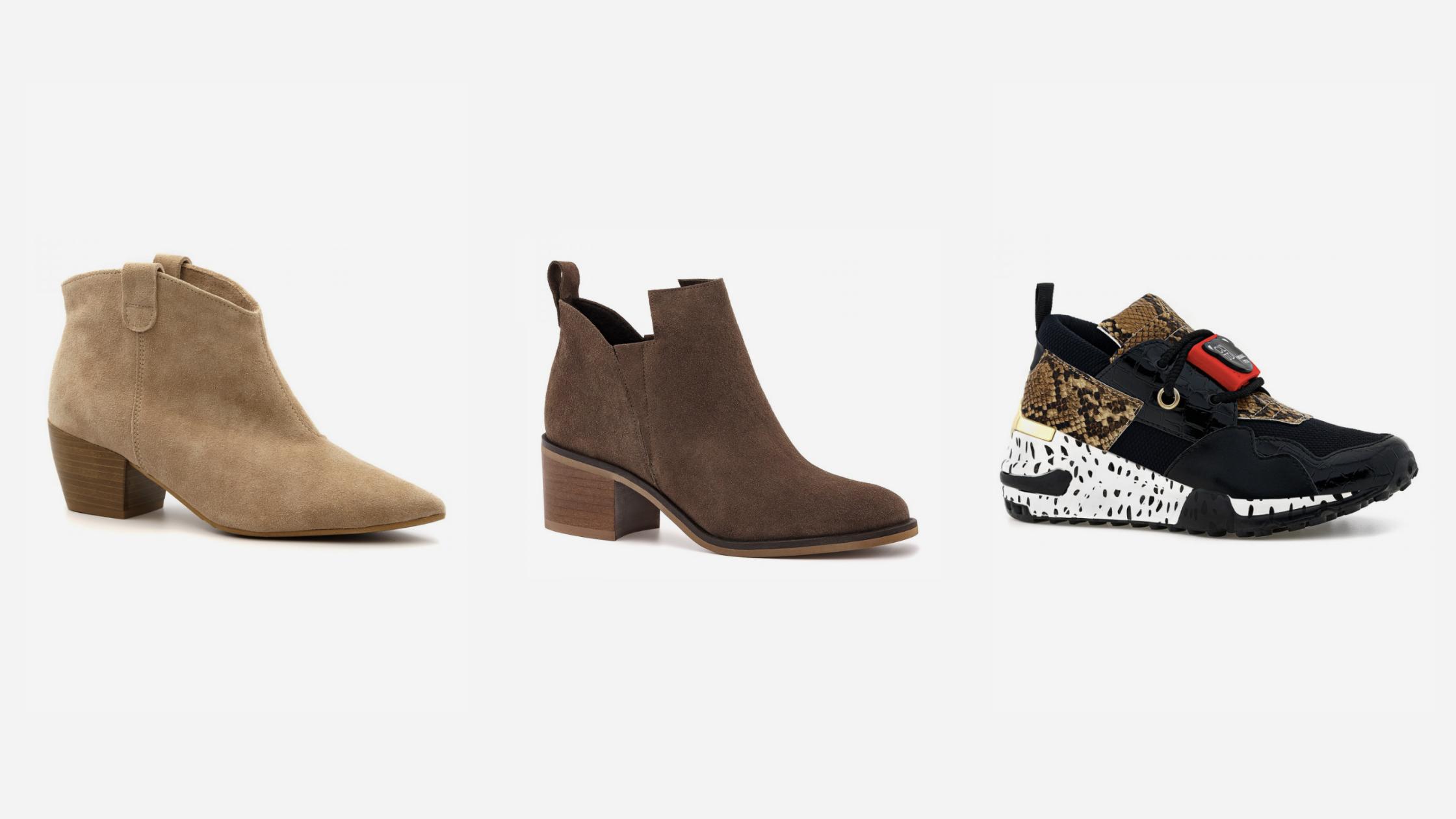 Buty damskie pasujące do dżinsów - sklep internetowy ejka!